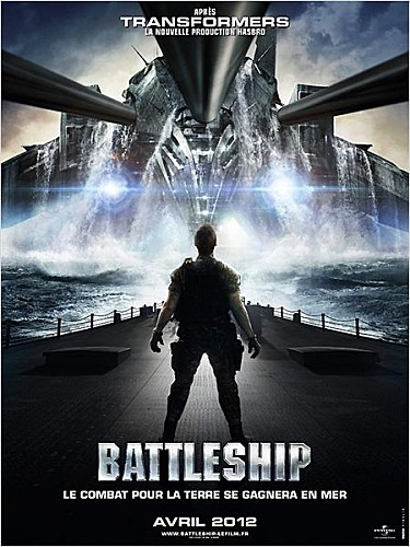 Battleship-affiche
