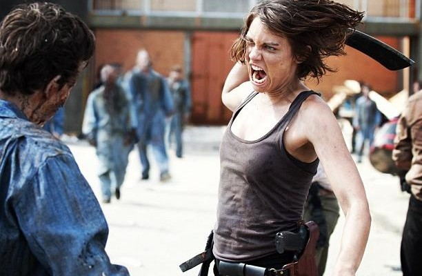 maggie-the walking dead le blog cinema de wildgunslinger