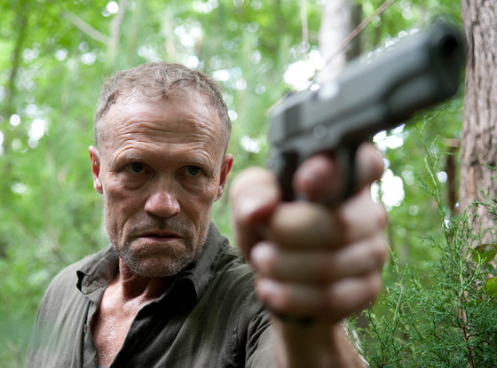 merle the walking dead le blog cinema de wildgunslinger