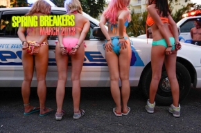 Critique de Spring Breakers