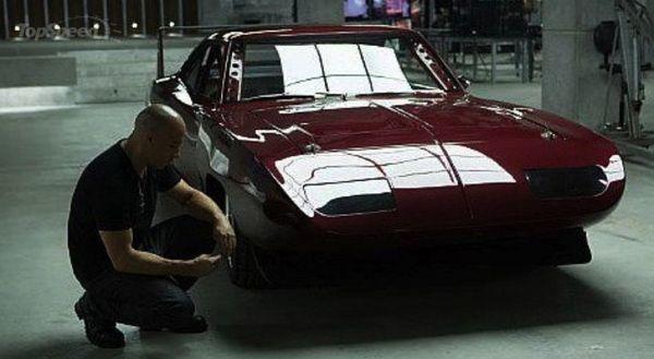 Pause-caca pour Vin Diesel