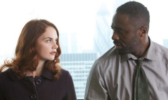Alice Morgan et Luther